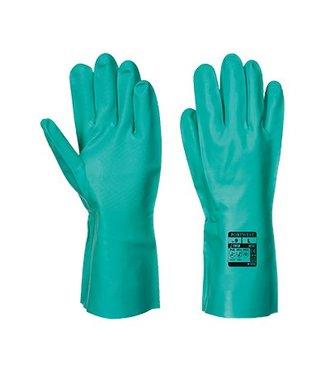 A810 - Nitrosafe Chemical Gauntlet - Green - R