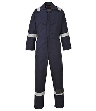 AF53 - Araflame Gold Coverall - Navy - R