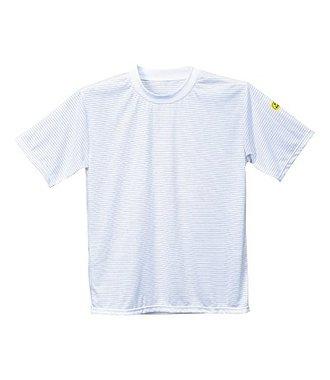AS20 - Anti-Static ESD T-Shirt - White - R