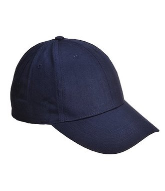 B010 - Six Panel Baseball Cap - Navy - R