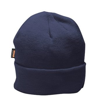 B013 - Bonnet Microfibre Insulatex - Navy - R