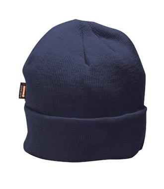 B013 - Knit Cap Insulatex Lined - Navy - R