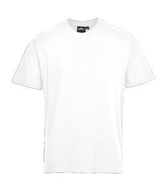 B195 - Turin Premium T-Shirt - White - R