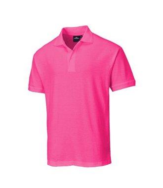 B209 - Naples Damen Polo-Shirt - Pink - R