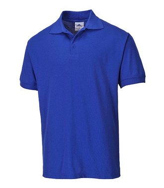 B210 - Polo-Shirt Naples - Royal - R