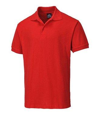 B210 - Polo-Shirt Naples - Red - R