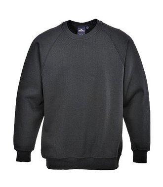 B300 - Roma Sweatshirt - Black - R