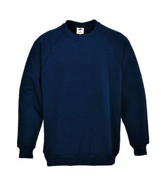B300 - Roma Sweatshirt - Navy - R