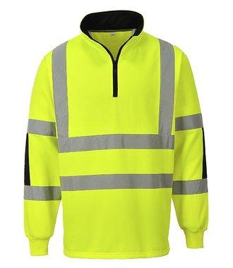B308 - Xenon Rugby Shirt - Yellow - R