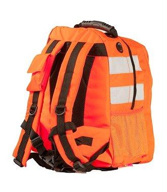 B905 - Hi-Vis Rugzak - Orange - R