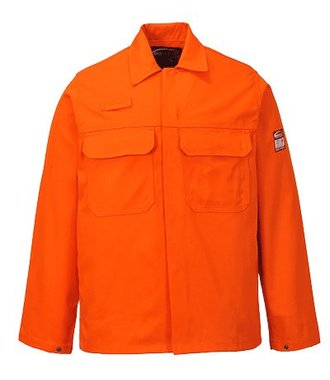 BIZ2 - Bizweld Jacket - Orange - R