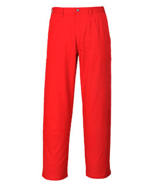 BZ30 - Bizweld Trousers - Red - R
