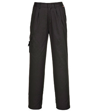 C099 - Pantalon treillis Femme - Black - R