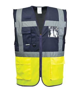 C276 - Paris Executive Vest - YeNa - R