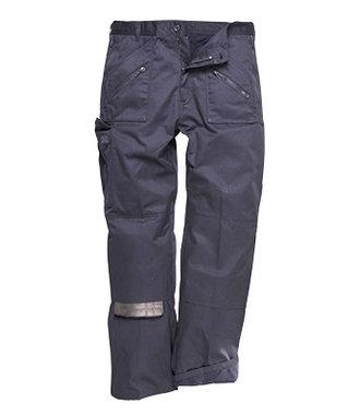 C387 - Pantalon Action matelassé - Navy - R