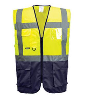 C476 - Warsaw Executive Vest - YeNa - R
