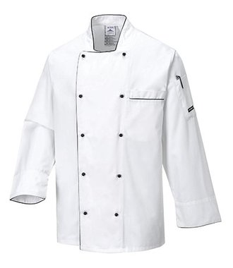 C776 - Veste de cuisine Executive - White - R