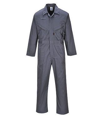 C813 - Liverpool Zip Coverall - Graphi - R
