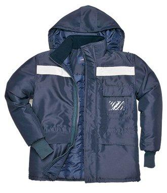 CS10 - ColdStore Jacket - Navy - R