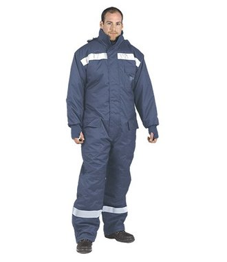 CS12 - ColdStore Coverall - Navy - R