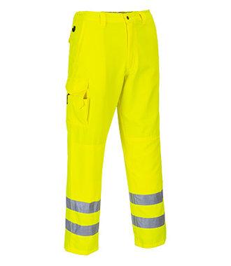 E046 - Hi-Vis Combat Trousers - Yellow - R