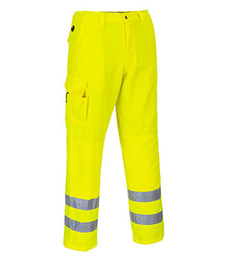 E046 - Warnschutz Combat-Hose - Yellow - R