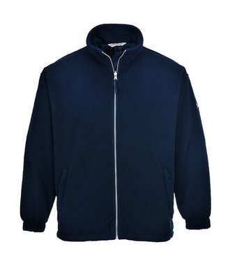 F285 - Polaire Coupe-vent - Navy - R