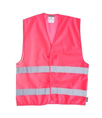 F474 - Iona Vest - Pink - R