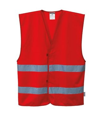 F474 - Iona Vest - Red - R
