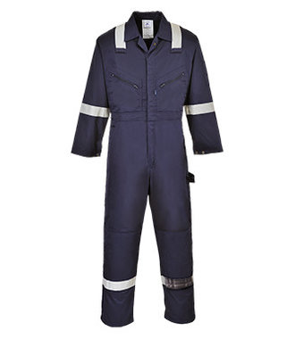 F813 - Iona Coverall - Navy - R