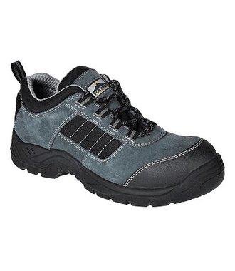 FC64 - Portwest Compositelite Trekker Shoe S1 - Black - R