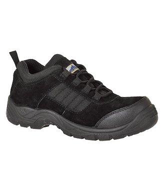 FC66 - Portwest Compositelite Trouper Shoe S1 - Black - R