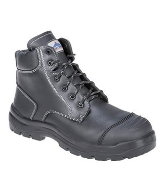 FD10 - Clyde Safety Boot S3 HRO CI HI FO - Black - R