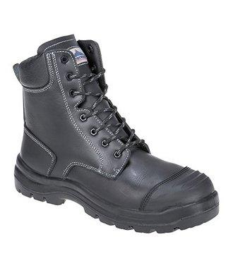 FD15 - Eden Safety Boot S3 HRO CI HI FO - Black - R