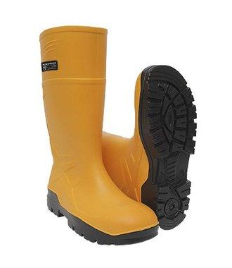 FD95 - PU Safety Wellington S5 CI FO - Yellow - R