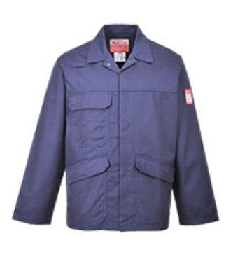 FR35 - Bizflame Pro Jacket - Navy - R