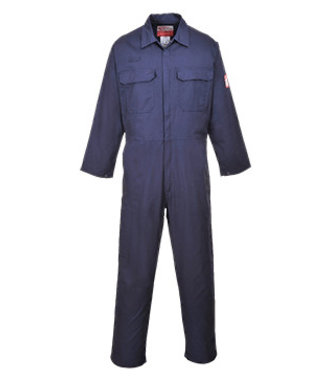 FR38 - Bizflame Pro Coverall - Navy - R