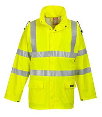 FR41 - Veste de pluie HiVis FR Sealtex - Yellow - R