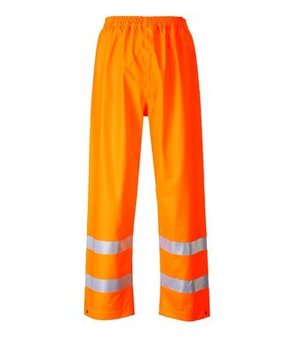 FR43 - Sealtex™ Flame Hi-Vis Broek - Orange - R
