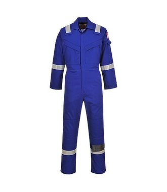FR50 - Flame Resistant Anti-Static Coverall 350g - Royal - R