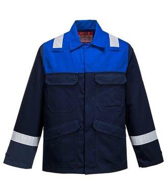 FR55 - Bizflame Plus Jacket - NavRoy - R