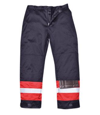 FR56 - Bizflame Plus Trouser - Navy - R