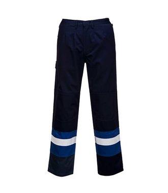 FR56 - Bizflame Plus Trouser - NavRoy - R