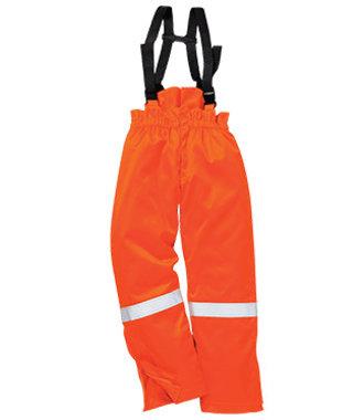 FR58 - FR Anti-Static Winter Salopettes - Orange - R