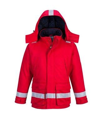 FR59 - FR Anti-Static Winter Jacket - Red - R