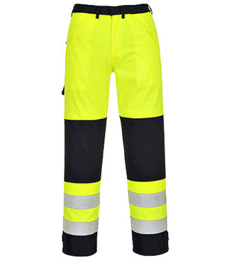 FR62 - Hi-Vis Multi-Norm Trousers - YeNa - R