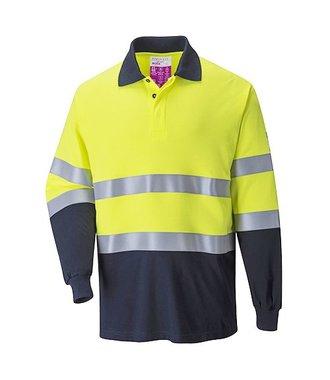 FR74 - Flammhemmendes antistatisches Poloshirt - YeNa - R