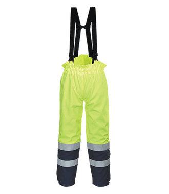 FR78 - Pantalon bizflame multi normes arc électrique et haute visibilité - YeNa - R