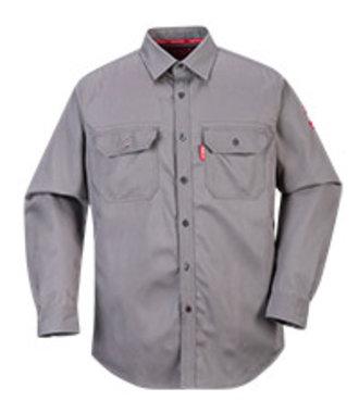 FR89 - Bizflame 88/12 Shirt - Grey - R