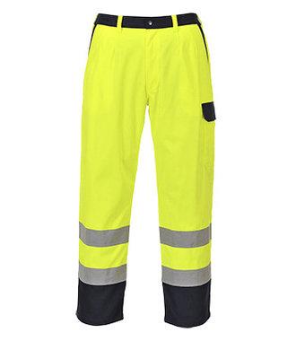 FR92 - Hi-Vis Bizflame Pro Trousers - Yellow - R